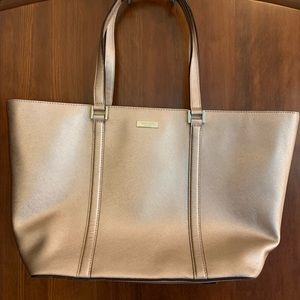 Kate Spade Lane Light pink shoulder bag, large